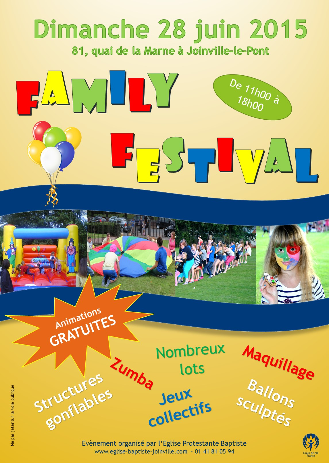 Festival 28 juin
